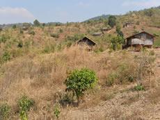 2014年3月 ミャンマー シャン州タウンジー県